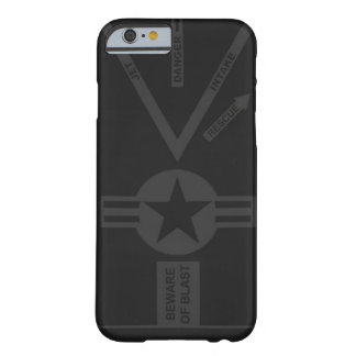 Stealth Fighter Engine Iphone Case