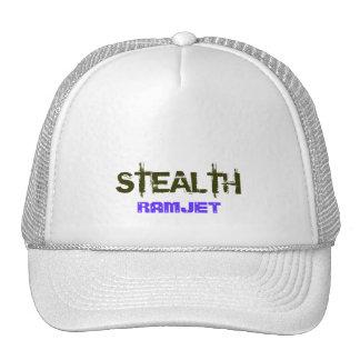 STEALTH TRUCKER HAT