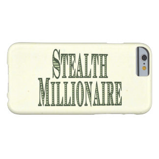 Stealth Millionaire Barely There iPhone 6 Case