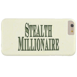 Stealth Millionaire Barely There iPhone 6 Plus Case