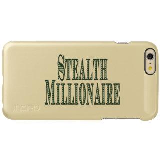 Stealth Millionaire Incipio Feather® Shine iPhone 6 Plus Case