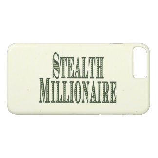 Stealth Millionaire iPhone 7 Plus Case