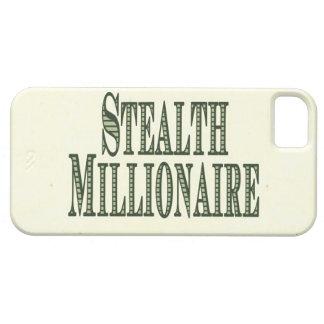 Stealth Millionaire iPhone SE/5/5s Case