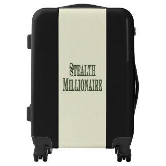 Stealth Millionaire Luggage