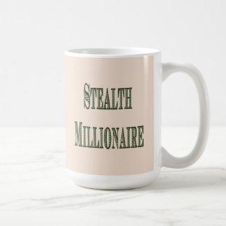 Stealth Millionaire Coffee Mugs