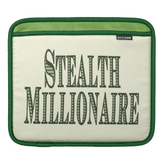 Stealth Millionaire Sleeve For iPads