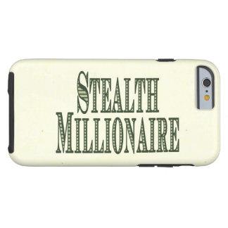Stealth Millionaire Tough iPhone 6 Case