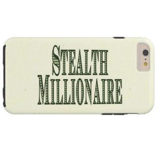 Stealth Millionaire Tough iPhone 6 Plus Case