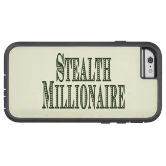 Stealth Millionaire Tough Xtreme iPhone 6 Case