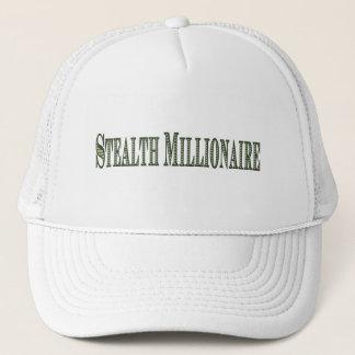 Stealth Millionaire Trucker Hat