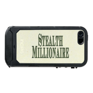 Stealth Millionaire Waterproof Case For iPhone SE/5/5s