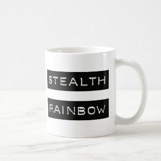 Stealth Rainbow Tag Coffee Mug