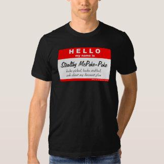 Stealthy McPoke-Poke Shirt