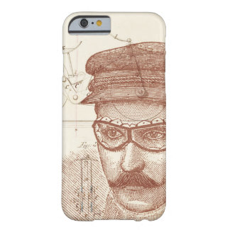 Steam Bicycle Inventor Barely There iPhone 6 Case