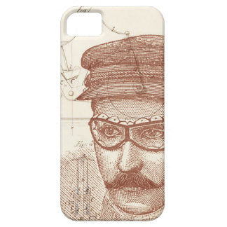 Steam Bicycle Inventor iPhone SE/5/5s Case