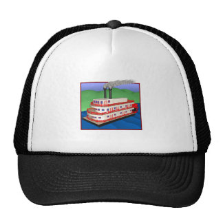 Steam Boat 2 Trucker Hat