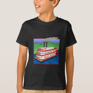 Steam Boat 2 T-Shirt