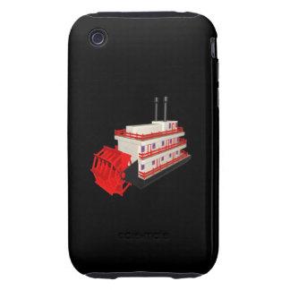 Steam Boat iPhone 3 Tough Case