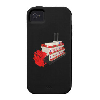 Steam Boat Vibe iPhone 4 Cases