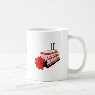 Steam Boat Coffee Mug
