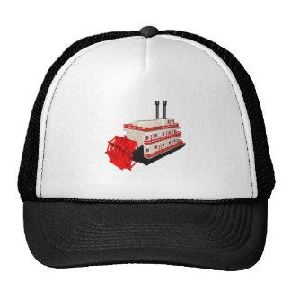 Steam Boat Trucker Hat