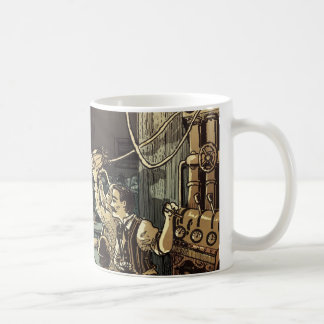 Steam City Ale House Coffee Cup