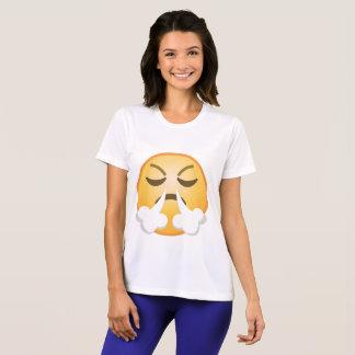 Steam Emoji T-Shirt
