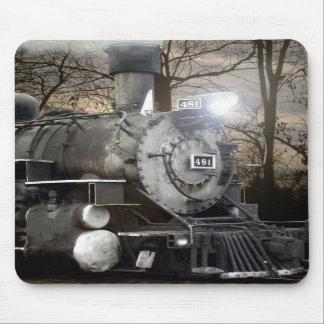 Steam Engine 481 Mousepad