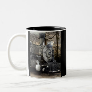 Steam Engine 481 Mug