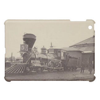 Steam Engine Alexandria, Va 1862 IPad Case