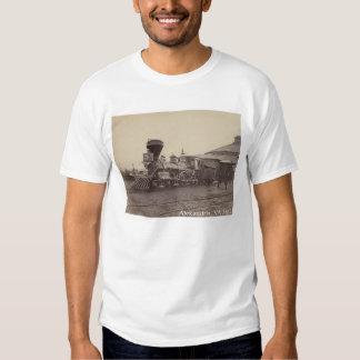 Steam Engine Alexandria, Va 1862 Train T-Shirt