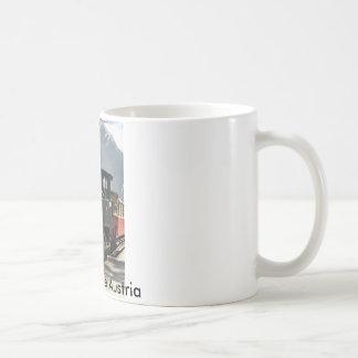 Steam Engine Austria Coffee Mug