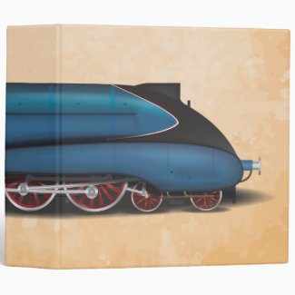 Steam Engine Binder