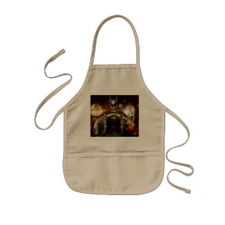Steam Engine Cab Kids' Apron