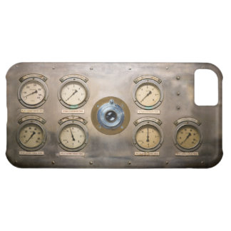 Steam Engine Camera Cover For iPhone 5C