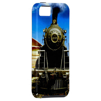 Steam Engine iPhone 5 Case