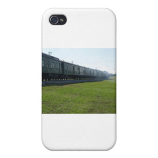 Steam Engine Case For iPhone 4