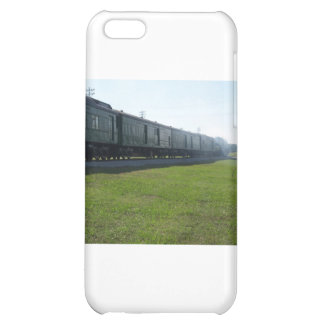 Steam Engine Cover For iPhone 5C