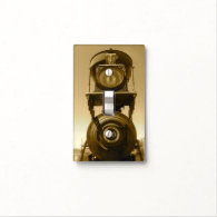 Steam Engine Light Switch Cover