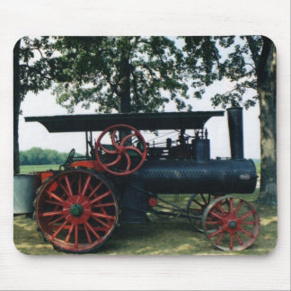 steam engine mouse pad
