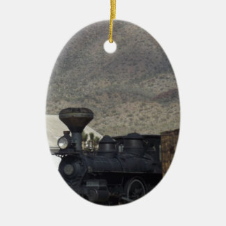 Steam Engine Christmas Tree Ornaments