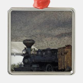 Steam Engine Christmas Ornaments
