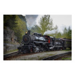 Steam Engine Posters