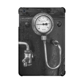 Steam Engine Pressure Gauge iPad Mini Retina Case