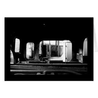 Steam Engine Repair Le Mastrou Card