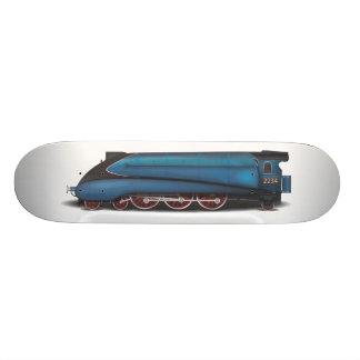 Steam Engine Skateboard