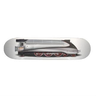 Steam Engine Skateboard Deck