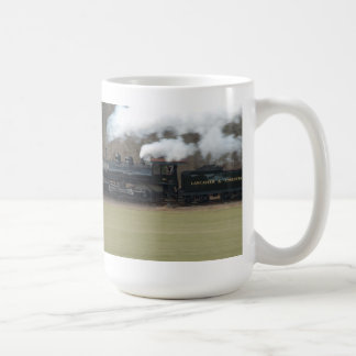 Steam Engine Speed Coffee Mug