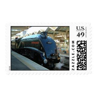 Steam Engine Stamps