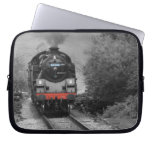 Steam Engine Train Laptop Case Laptop Sleeves
